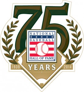 Hall of Fame 75th Anniversary Celebration