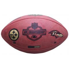 Steelers Win! - 2009 AFC Championship Game Ball