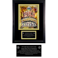 Pittsburgh Steelers Super Bowl XLIII Champs Signature Photo