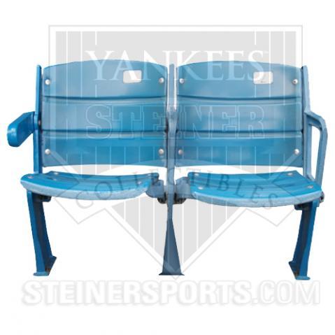Authentic Yankee Stadium Seat Pairs