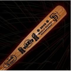 San Francisco Giants 2010 World Series Champion Louisville Slugger