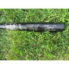 Cal Ripken Jr. Signed Commemorative 2,131 Bat