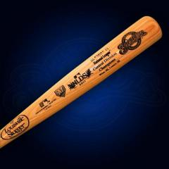 Milwaukee Brewers 2011 NL Central Champs Louisville Slugger