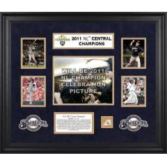 Final piece will include actual 2011 season and clinching clebration photos.