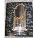 World Series MVP Autographed Framed Photo