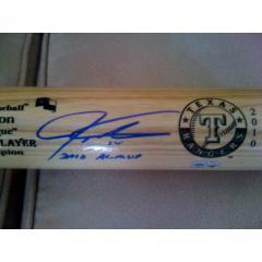 Texas Rangers World Series Autographed Memorabilia