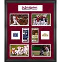 Cardinals World Series Championship Framed Ticket Set