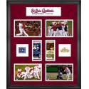 Cardinals World Series Championship Framed Ticket Set