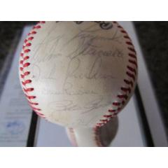 1979 Phillies Team Signed Baseball