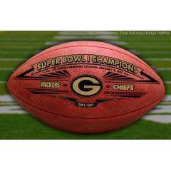 Super Bowl I Game Ball - Never Before Available