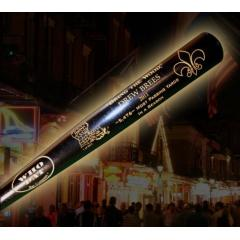 "Drew Brees Passing Yards Record - Special Edition ""Bring the Wood"" Bat"