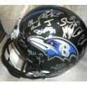 Ravens Authentic Team Signed Helmet