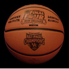 Kentucky Wildcats National Champions Basketball