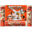 Matt Cain Perfect Game Commemorative Bat