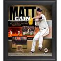 Matt Cain Perfect Game Framed Photo Collectible