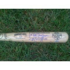 RA Dickey Signed 2012 All Star Game Louisville Slugger Bat