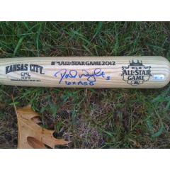 David Wright Signed 2012 All Star Game Louisville Slugger Bat