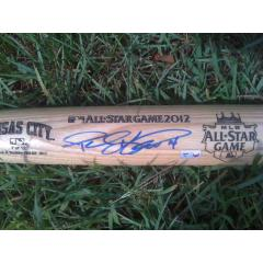 Paul Konerko Signed 2012 All Star Game Louisville Slugger Bat