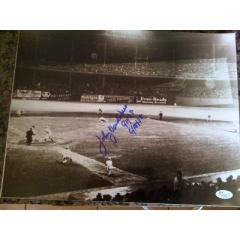 Rare Johnny VanderMeer Signed Photograph