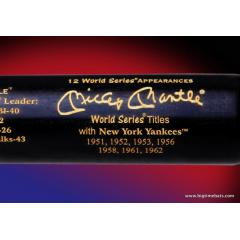 Mickey Mantle® World Series Records Bat - Limited Edition 1964 Bats