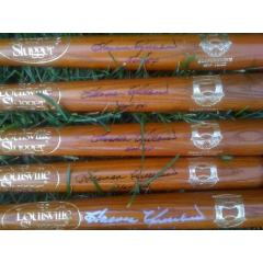 Harmon Killebrew Signed 1984 Hall of Fame Mini Bats