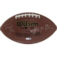 49ers Players Signed Ball - 2011