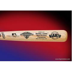 Giants 2012 NL West Champions Louisville Slugger