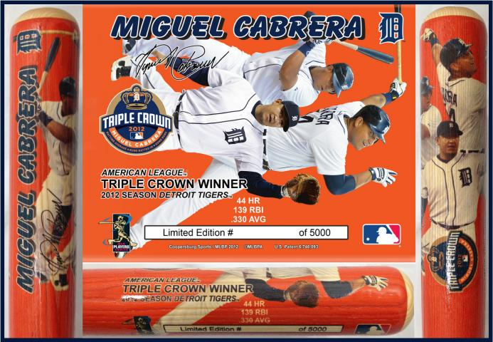 the triple crown winner miguel cabrera Fallen: miguel cabrera, the last major-leaguer to win a triple crown, will  has  also won four batting titles and two home run crowns, cabrera.