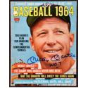 "Mickey Mantle Signed Vintage Issue ""Baseball 1964"""
