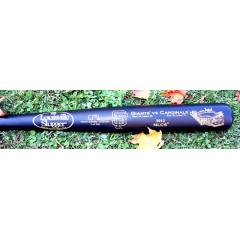Giants 2012 NLCS Commemorative Bat