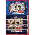 Tigers World Series Armed & Dangerous Collectible Bat