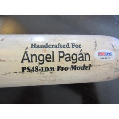 Angel Pagan Game Used Bats