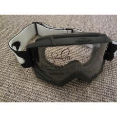Pablo Sandoval Signed & Incribed Celebration Goggles