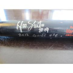 Marco Scutaro 2012 Season Game Used Bat