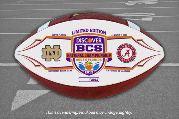 bcs bowls national championship football score