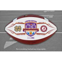BCS Championship ND v Alabama Event Football