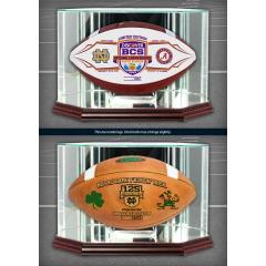 BCS Event Ball & ND 125th Season Deluxe Set