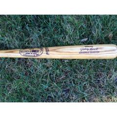 Johnny Bench Game Used Promotion Bat