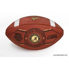 Alabama BCS Champions Commemorative Game Ball