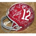Alabama National Champions 2012 Team Signed Helmet