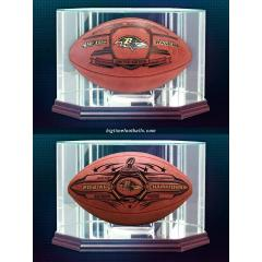 Ravens Super Bowl XLVII Champions Two Ball Set