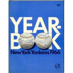 Yankees Team Yearbook Set - 1962, 66 & 67