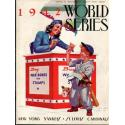 1942 World Series Program - Yankees v Cardinals