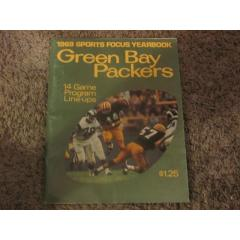 1969 Packers Yearbook