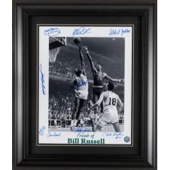Friends of Bill Russell - Autographed Photo