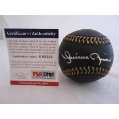Mariano Rivera Autographed Baseball & Case