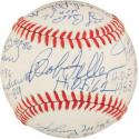 Official AL Ball Signed by 14 Hall of Fame Members