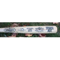 Pittsburgh Pirates 2013 Playoffs Louisville Slugger Bat