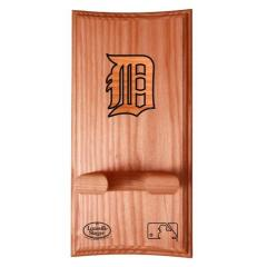 Tigers Logo Bat Display Rack