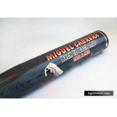 Get a Miguel Cabrera Autographed Back-To-Back MVP Bat